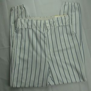 Wilson Athletic Softball Baseball Pants Striped M